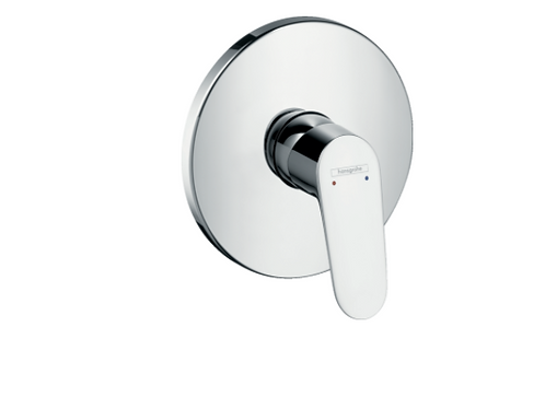 Hansgrohe Focus Single lever manual shower mixer for concealed installation