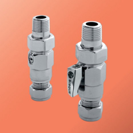 Bisque Valve Set A Straight Manual