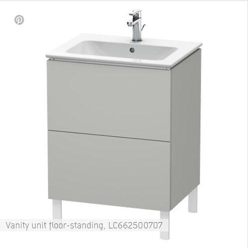 Duravit L-Cube Vanity Unit Floor Standing 820 x 481