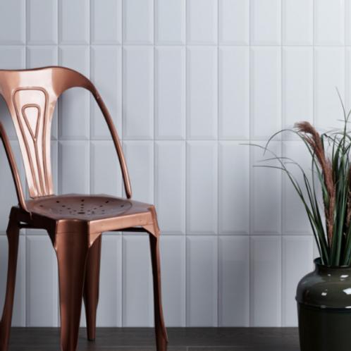 Camden Ceramic White 10 x 30cm Price Per Sqm