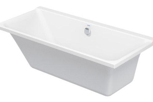 Duravit P3 Comforts Bathtub 1700x750 with support feet