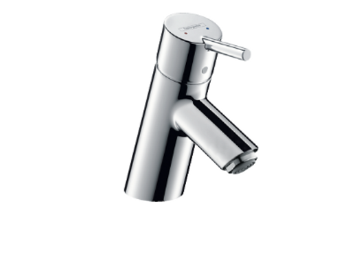 Hansgrohe Talis S Single lever basin mixer with pop-up waste