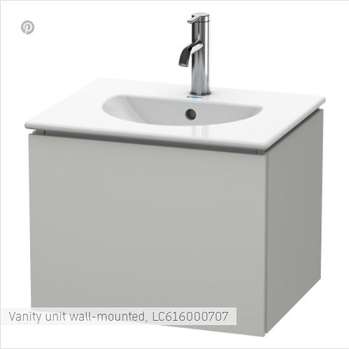 Duravit L-Cube Vanity Unit Wall Mounted 520 x 419