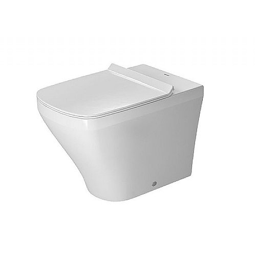 Duravit Durastyle Back-To-Wall Pan