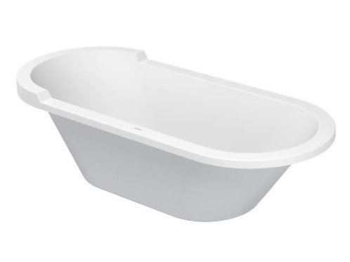 Duravit Starck Built-In Bathtub 1800x800
