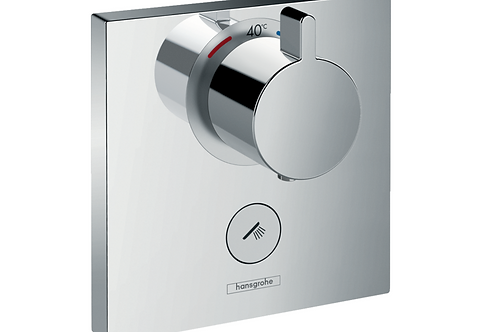 Hansgrohe ShowerSelect Thermostatic mixer HighFlow for concealed installation fo
