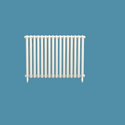 Bisque Tetro 639mm x 600mm Radiator