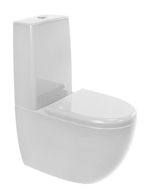 Cifial A1 Back-To- Wall Close Coupled WC & Seat