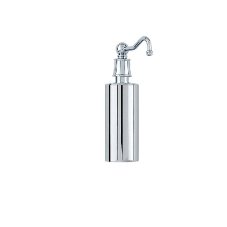 Perrin & Rowe Country Wall-Mounted Soap Dispenser