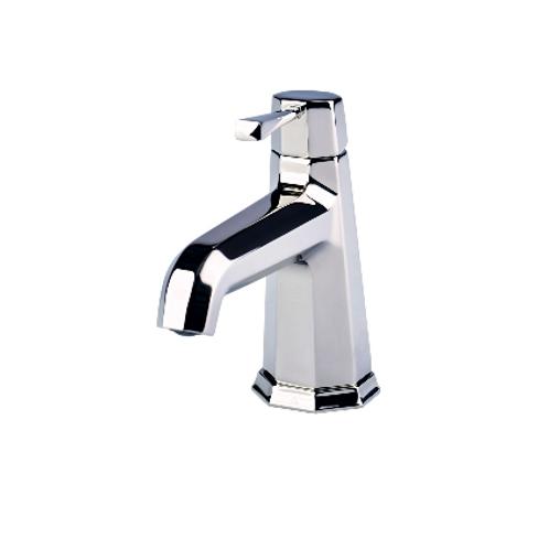 Perrin & Rowe Deco Monobloc Single Lever Basin Mixer