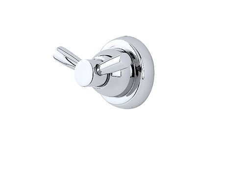 Perrin & Rowe Contemporary Double Robe Hook