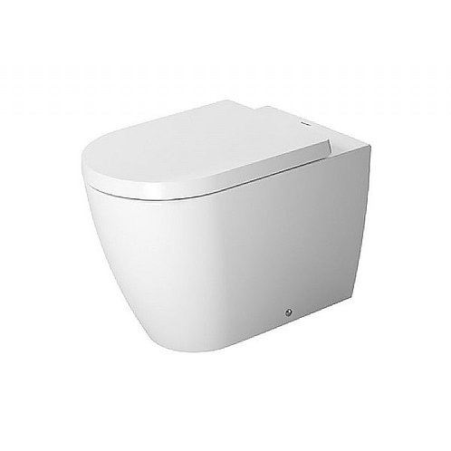 Duravit ME by Starck Back-To-Wall Pan #216909 00 00