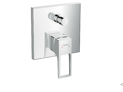 Hansgroe Metropol Single lever manual bath mixer for concealed installation with