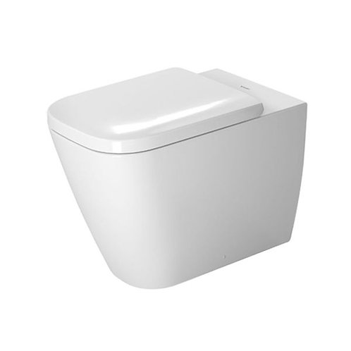 Duravit Happy D.2 Back-To-Wall Pan