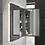 Thumbnail: HIB Atrium 60 Semi-Recessed Cabinet