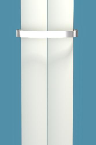 Bisque Lissett 1590mm x 401mm Towel Rail