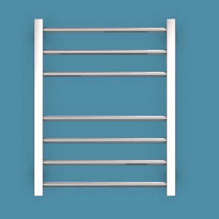 Bisque Olga 600mm x 480mm Towel Rail