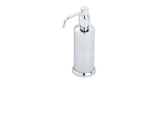 Perrin & Rowe Contemporary Freestanding Soap Dispenser
