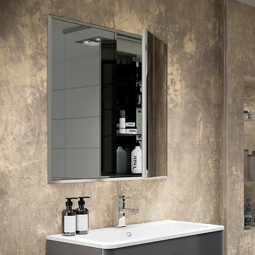 HIB Essence 60 Recessed Mirror Cabinet
