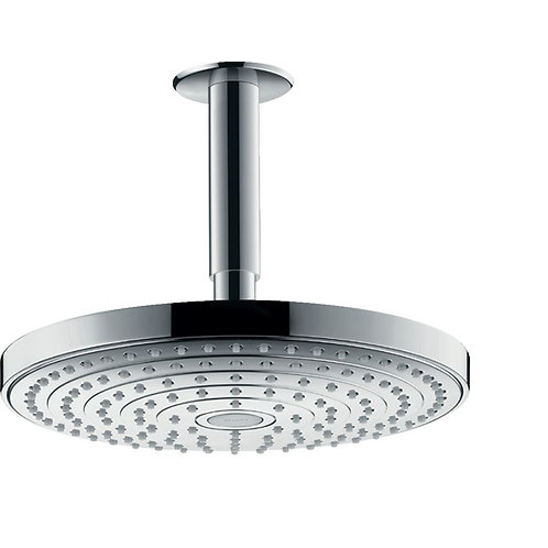 Hansgrohe Raindance Select S Overhead shower 240 2jet with ceiling connector
