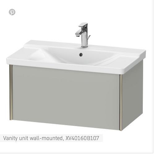 XViu Vanity unit wall-mounted 810 x 469 mm