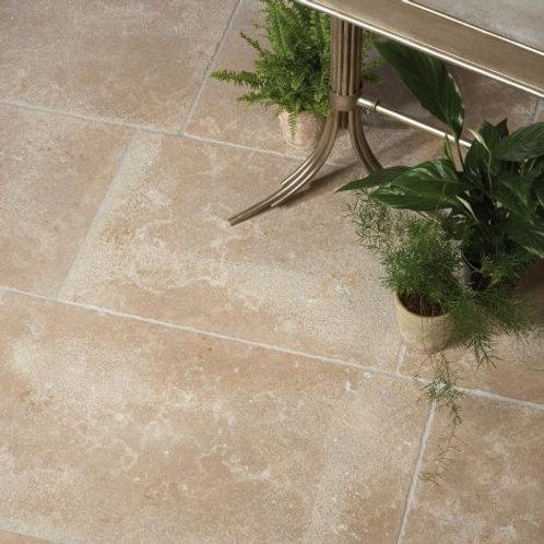 Bellemont Limestone Seasoned Finish 60cm x Random Price Per Sqm