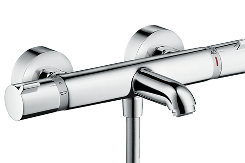 Hansgrohe Ecostat Thermostatic bath mixer Comfort for exposed installation