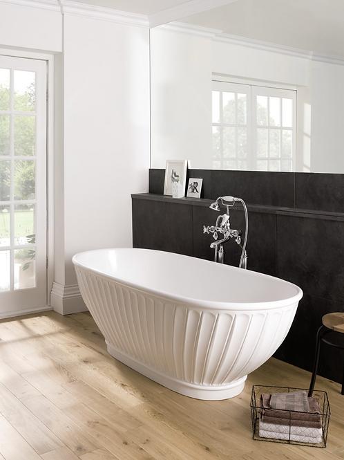 BC Designs Casini Cian Solid Surface Bath 1555 x 740mm