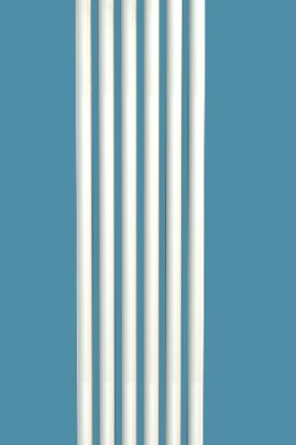 Bisque Tetro 1784mm x 300mm Towel Rail