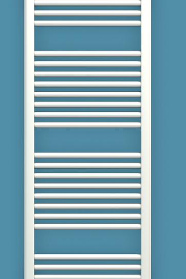 Bisque Deline 1226mm x 500mm Towel Rail
