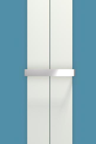 Bisque Blok 1290mm x 327mm Towel Radiator