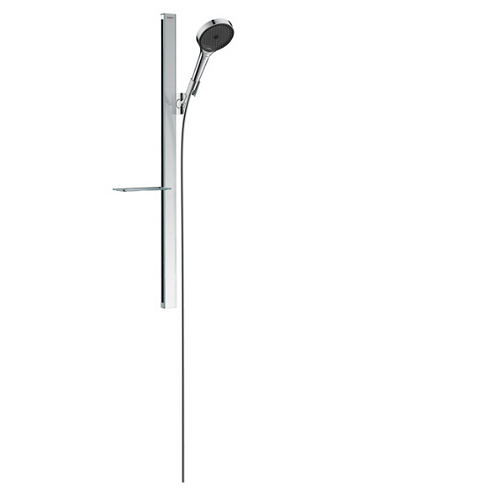 Hansgrohe Rainfinity Shower Set 130 3Jet With 90cm Shower Bar and Soap Dish