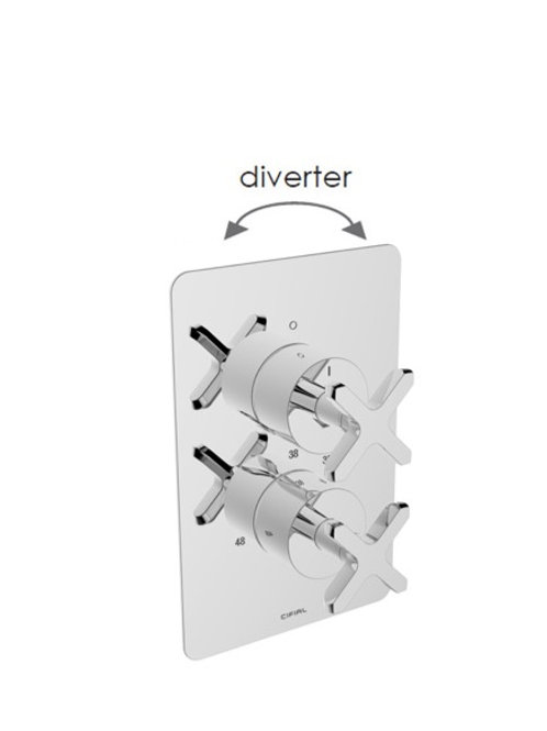 Cifial Texa Thermostatic Valve