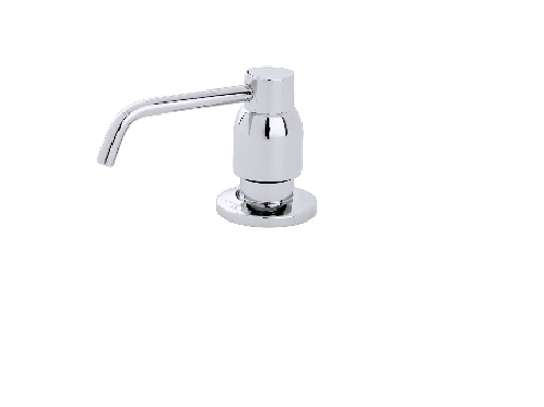 Perrin & Rowe Contemporary Deck-Mounted Soap Dispenser