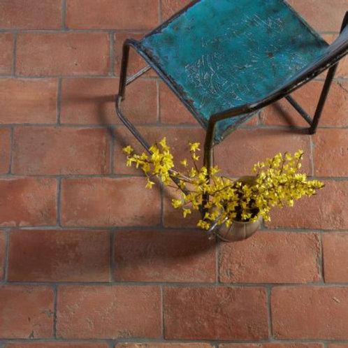 Antique Terracotta Rectangle 16 x 30cm Price Per Sqm