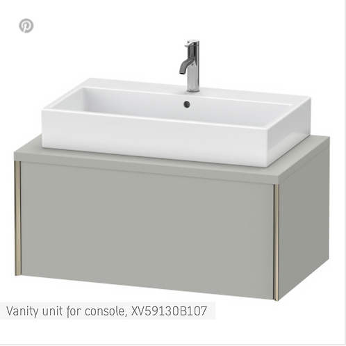 XViu Vanity unit for console 1000mm x 548mm