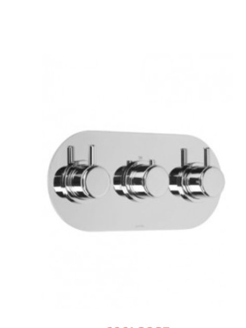 Cifial Technovation 35 3 Control Thermostatic Shower Valve