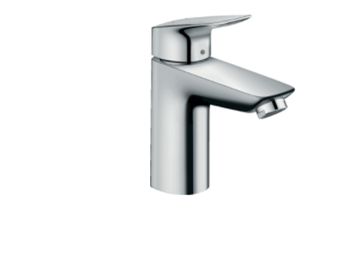 copy of Hansgrohe Logis Single lever basin mixer 100 with pop-up waste