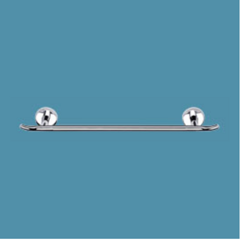 Bisque Magnetic 432mm x 55mm Towel Rail