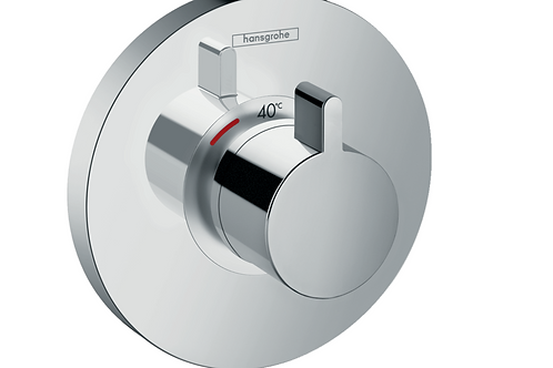 Hansgrohe ShowerSelect S Thermostatic mixer HighFlow for concealed installation