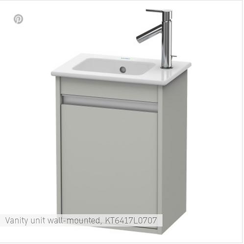 Duravit Ketho Vanity unit wall-mounted 400 X 285