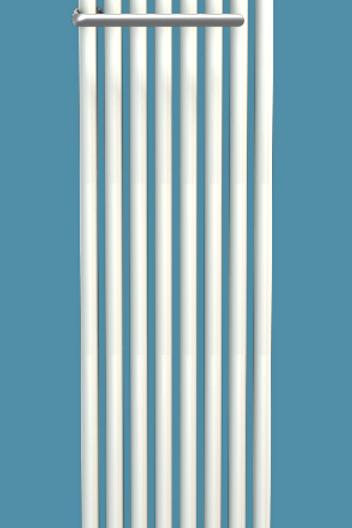 Bisque Tetro 1484mm x 400mm Towel Rail