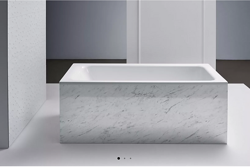 Bette Select with side overflow Bath