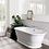 Thumbnail: BC Designs Bampton Cian Solid Surface Bath 1555 x 740mm