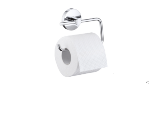 Hansgrohe Logis Toilet roll holder without cover