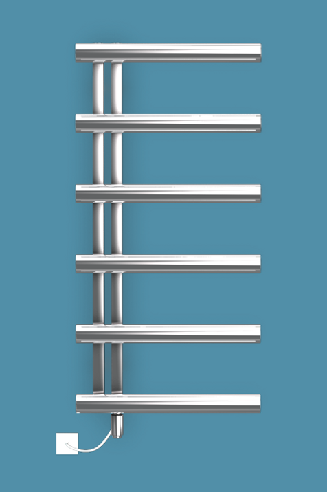 Chime Towel Rail - Electric Right Hand