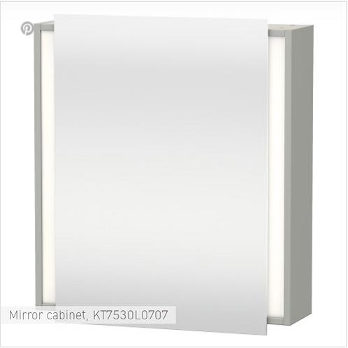 Duravit Ketho Mirror Cabinet 1000 X 180