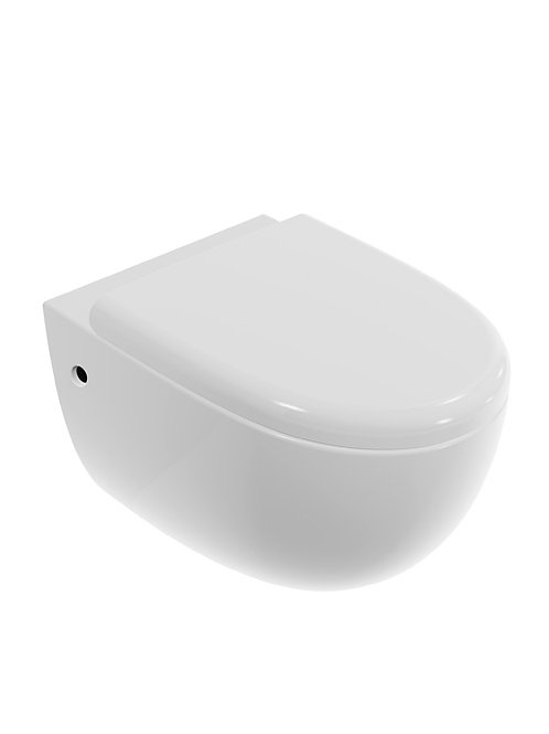 Cifial A1 Wall Mounted Pan & Seat #100200