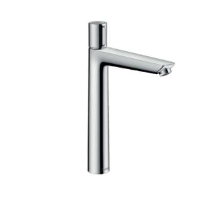 Hansgrohe Talis Select E Basin mixer 240 with pop-up waste