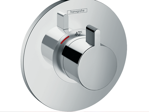 Hansgrohe Ecostat S Thermostatic mixer HighFlow for concealed installation
